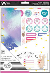 Mambi Happy Planner Classic Accessories -pakkaus - Encourager