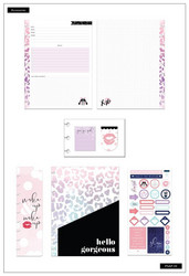 Mambi Happy Planner Classic Accessories -pakkaus - Glam Girl