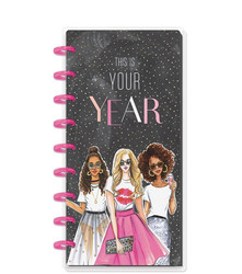 Mambi Happy Planner 12-Month Dated Skinny Planner -kalenteri, Rongrong, This Is Your Year