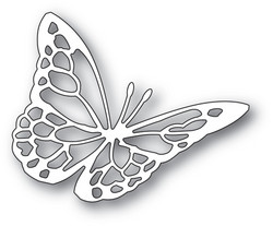 Memory Box Floating Butterfly -stanssi
