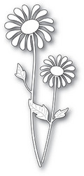 Poppystamps Deligthful Daisy -stanssi