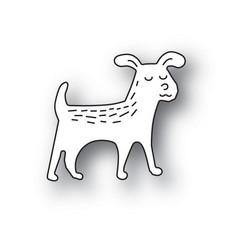 Poppystamps  Whittle Dog -stanssi