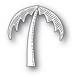 Poppystamps Whittle Palm Tree -stanssisetti