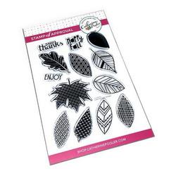 Catherine Pooler leimasinsetti  Leaf Motifs