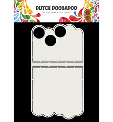 Dutch Doobadoo Mini Album-sapluuna