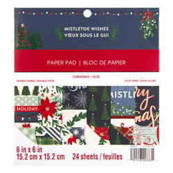Recollections paperipakkaus Mistletoe Wishes