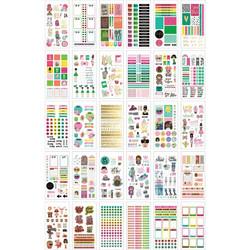 Paper House Life Organized tarrapakkaus Productivity, 30 arkkia