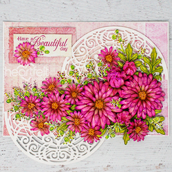 Heartfelt Creations Heart of Joy Decorative -stanssisetti
