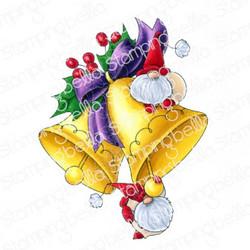 Stamping Bella Jingle Gnomes -leimasin