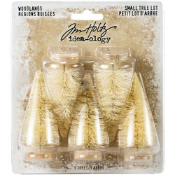 Tim Holtz Idea-Ology Woodlands -koristeet, Small Tree
