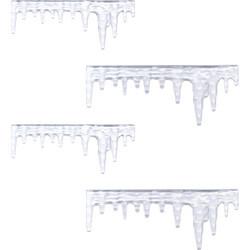 Tim Holtz Idea-Ology Icicles -koristeet, jääpuikot