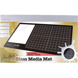 Tim Holtz Glass Media Mat -alusta, vasenkätinen
