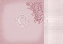 Pion Design Everlasting Memories skräppipaperi Timeless Roses
