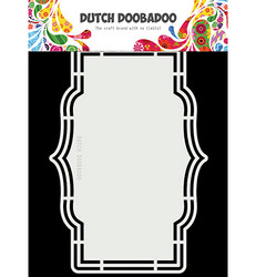 Dutch DooBaDoo Shape Art Lily -sapluuna