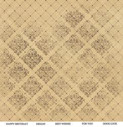 ScrapBoys Industrial Romance skräppipaperi 07