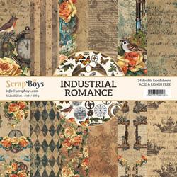 ScrapBoys paperikko Industrial Romance