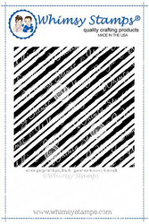 Whimsy Stamps Brushed Stripes Background -leimasin