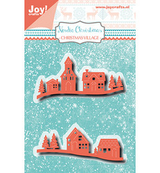 Joy! Crafts stanssisetti Christmas Village