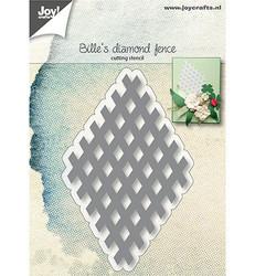 Joy! Crafts stanssi Bille's Diamond Frame