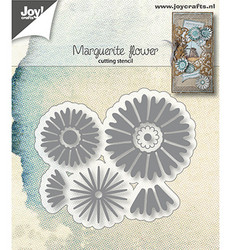 Joy! Crafts stanssisetti Marguerite Flower