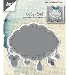 Joy! Crafts stanssi Baby Cloud
