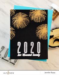 Altenew 2020 -leimasin