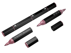 Spectrum Noir TriBlend -tussi, Dark Red Shades