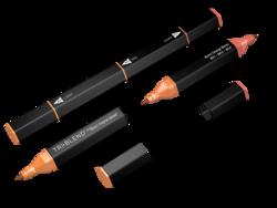 Spectrum Noir TriBlend -tussi, Burnt Orange Blend