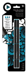 Spectrum Noir TriBlend -tussi, Blue Turquoise Shades