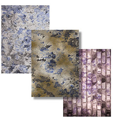 Creative Expressions Andy Skinner riisipaperit Floral Grunge