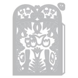 Sizzix Thinlits Folk Art Lantern -stanssisetti