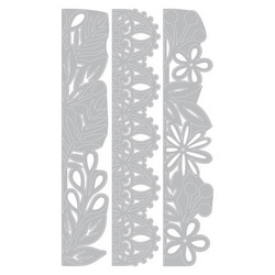 Sizzix Thinlits Decorative Edges -stanssisetti