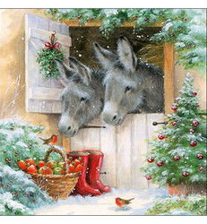 Servetti Santa's Donkeys, 20 kpl