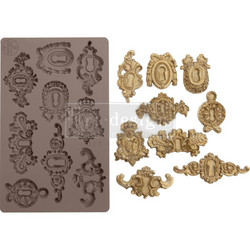 Prima Re-Design Decor Mould -muotti Grandeur Keyholes