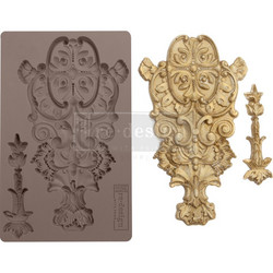 Prima Re-Design Decor Mould -muotti Golden Emblem