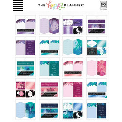 Mambi Happy Planner Tiny -tarrapakkaus The Stargazer