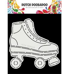 Dutch Doobadoo Rollerskaters -sapluuna, rullaluistimet