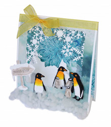 Joy! Crafts stanssi Iceberg