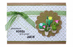 Joy! Crafts stanssisetti Blooming Cactus