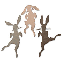 Sizzix Tim Holtz Thinlits stanssisetti Bunny Hop