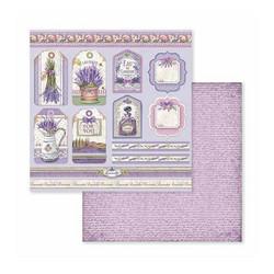 Stamperia paperipakkaus Provence, 8