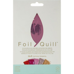 We R Memory Keepers Foil Quill -foliot, Flamingo