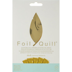 We R Memory Keepers Foil Quill -foliot, Gold Finch