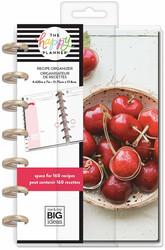 Mambi Happy Planner Bon Appetit (Recipe Organizer) -reseptikirja, MINI