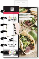 Mambi Mini Happy Notes -muistikirja, Recipe Foodie