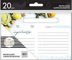 Mambi Bon Appetit Recipe Cards -sivut