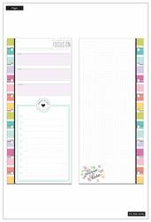 Mambi Happy Planner Classic Half Sheet paperipakkaus, Planner Babe