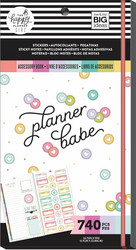 Mambi Happy Accessory -pakkaus Planner Babe