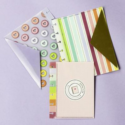 Mambi Snap In Envelopes - Planner Babe, taskut
