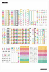 Mambi Happy Planner Value -tarrapakkaus Planner Babe MINI
